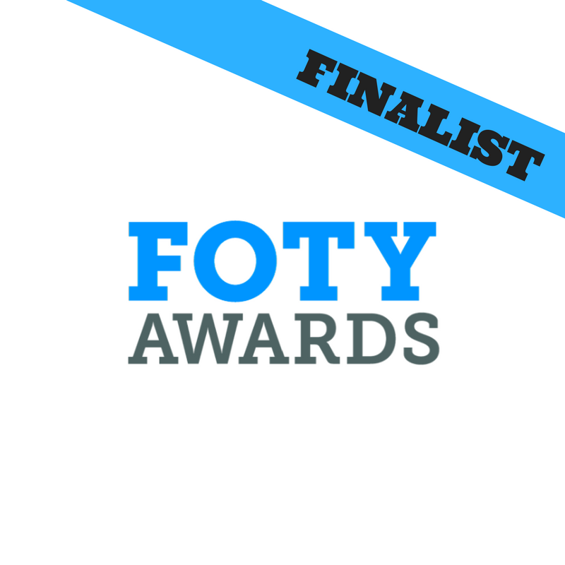 FINALIST FOTY - Freelancer Of The Year Award: Christian Fictoor - markeitng | social media | SEO | events